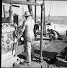 קידוח נפט בשדה חלץ – הספרייה הלאומית