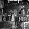 קבלת פנים בכנסייה – הספרייה הלאומית