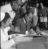 השבוי המצרי הפצוע הראשון שחוזר לארצו – הספרייה הלאומית
