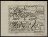 Karte von den Reisen Pauli.. – הספרייה הלאומית