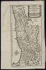 Tabula Terrae Promissae;ab Auctore Commentarii in Josue deli neata et a Liebaux Geographo incisa – הספרייה הלאומית