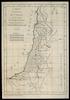 Carte de la Terre de Canaan avant la conquete du Peuple de Dieu;Dressee sur les Memoires du R.P.Joseph Romain Joly – הספרייה הלאומית