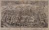 Das Alte Jerusalem ohngefehr entworfen;Jos. Verhelst Sc – הספרייה הלאומית