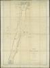 Carte du Wady Arabah;et du Lit du Wady el Jeib /;Dressée par Mr. Vignes... assisté de... Combe, pendant leur voyage avec... Duc de Luynes en 1864. Gravé par Erhard – הספרייה הלאומית
