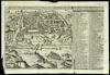 Die Newe Biltniss der H.Stad Jerusalem...;Fr. Electus Zwinner delin. Daniel Wussim Sculp – הספרייה הלאומית