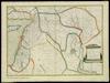 Assyria Vetus Divisa in Syriam, Mesopotamiam, Babyloniam, et Assyriam Proprie dictam;Auctore Ph. de la Rue. Paris. I.Sommer sculp.