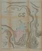 Map of Jerusalem;grounded on Tobler's map – הספרייה הלאומית
