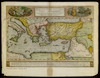 Peregrinationis Divi Pauli typus chorographicus;Abrah. Ortelius describebat 1579.