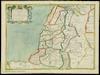 Regnum Salomonicum ...Per Eparchias XII Mox Regna duo;Auctore Ph: de la Rue. Paris – הספרייה הלאומית