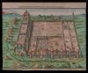 Jerusalem die heilige viereckete Stadt, in Grund gelegt und eigentlich abgemalet – הספרייה הלאומית