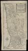Carte de La Terre Promise;Dressee par l'Auteur du Commentaire sur Josue et Gravee par Liébaux, Geografe – הספרייה הלאומית