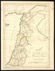 Syria Coelesyria, Phoenicia et Palaestine – הספרייה הלאומית