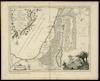 I.ste Landkaart of Afbeelding van de Natuurlyke Gesteldheid des Lands Kanaan;door W.A. Bachiene te Kuilenburg. O. Lindeman in Almelo Sculp. 1757 – הספרייה הלאומית