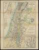 Neue Handkarte Palaestina;Bearbeitet von H.Kiepert – הספרייה הלאומית
