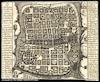 Plan af Jerusalem;BrÜhl sc – הספרייה הלאומית