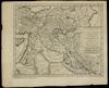 Nieuwe Kaart van Irak Arabi, Kurdistan, Diarbek, Turkomannia, Syria en het Heilige Land – הספרייה הלאומית