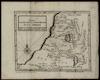 Karte von den Reisen unsers Heiland Iesu Christi und von andern Orten deren den vier Evangelen gedacht wird – הספרייה הלאומית