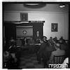 """חנוכת בית כנסת ישראל, ת""""א, 1949 – הספרייה הלאומית"""