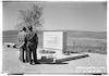 אנדרטה לדב הוז ובן-יעקב – הספרייה הלאומית
