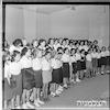 מקהלת ילדים, 1950 – הספרייה הלאומית