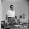 אבא אבן בבית דבר, 8/1950 – הספרייה הלאומית