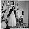 תצוגת אופנה של פרווה, 10/1951 – הספרייה הלאומית