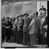 IPO התזמורת הפילהרמונית - קרן נורמן 4/1953, הנחת אבן הפנה לבנין התרבות העירוני – הספרייה הלאומית