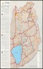 הגולן - מפה למטיילים בגולן – הספרייה הלאומית