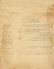חשבון - סדורים טכניים בקשר למושב הכרזת העצמאות – הספרייה הלאומית